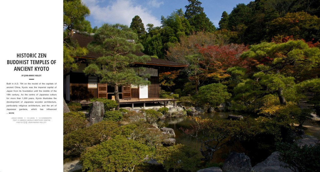 Fotopedia Magazine - Historic Zen Buddhist Temples of Ancient Kyoto